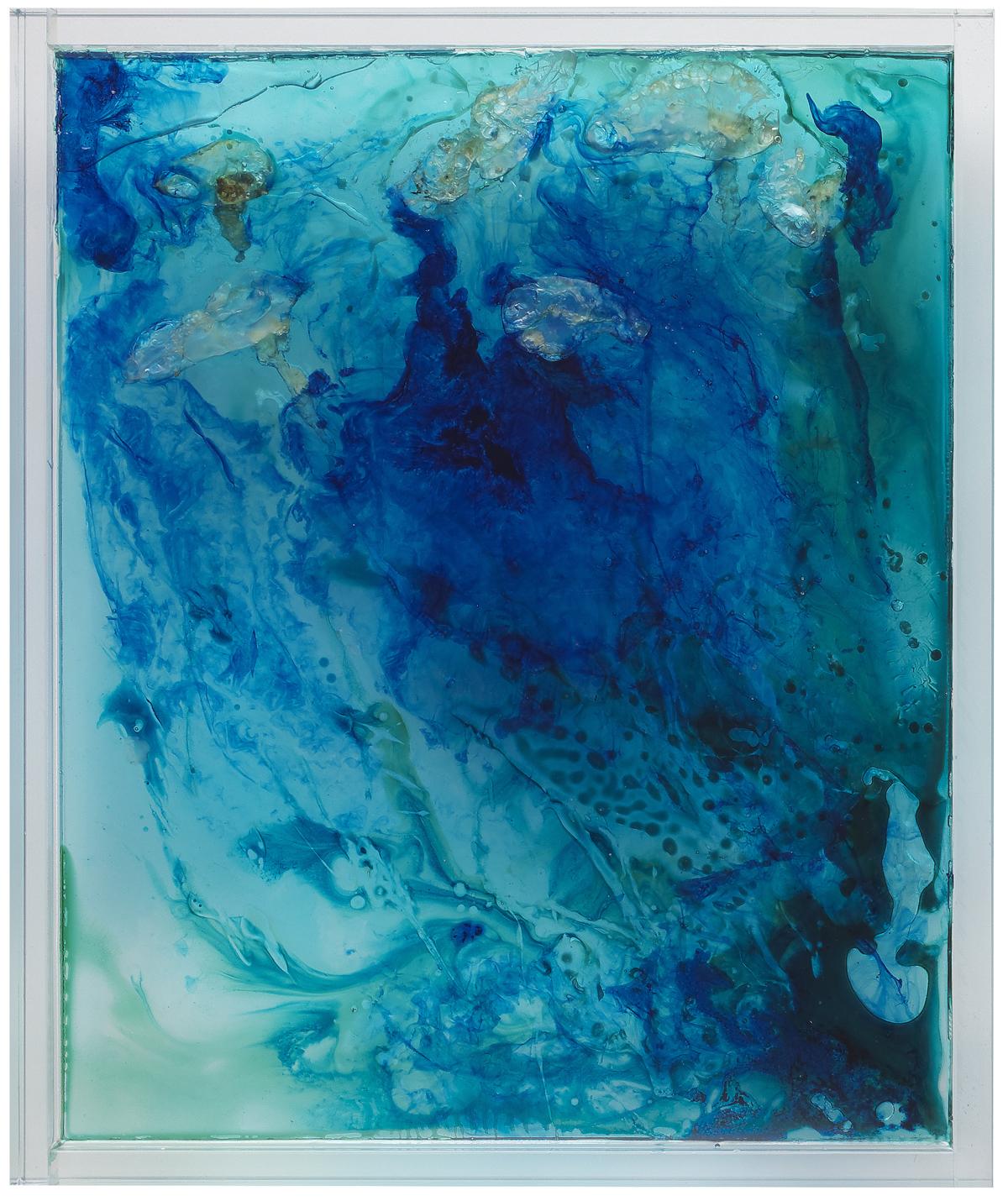 Linton Meagher : Artworks : Bluebottles 1